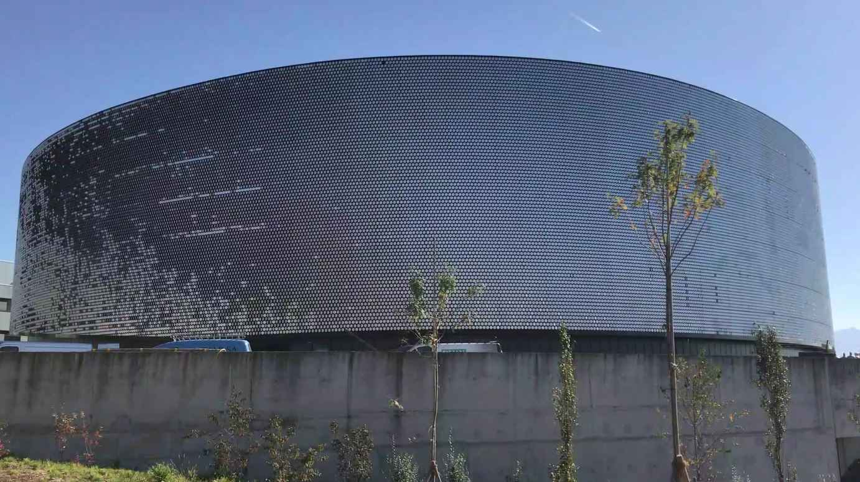 بزرگترین آکواریوم اب شیرین اروپا در سوئیس